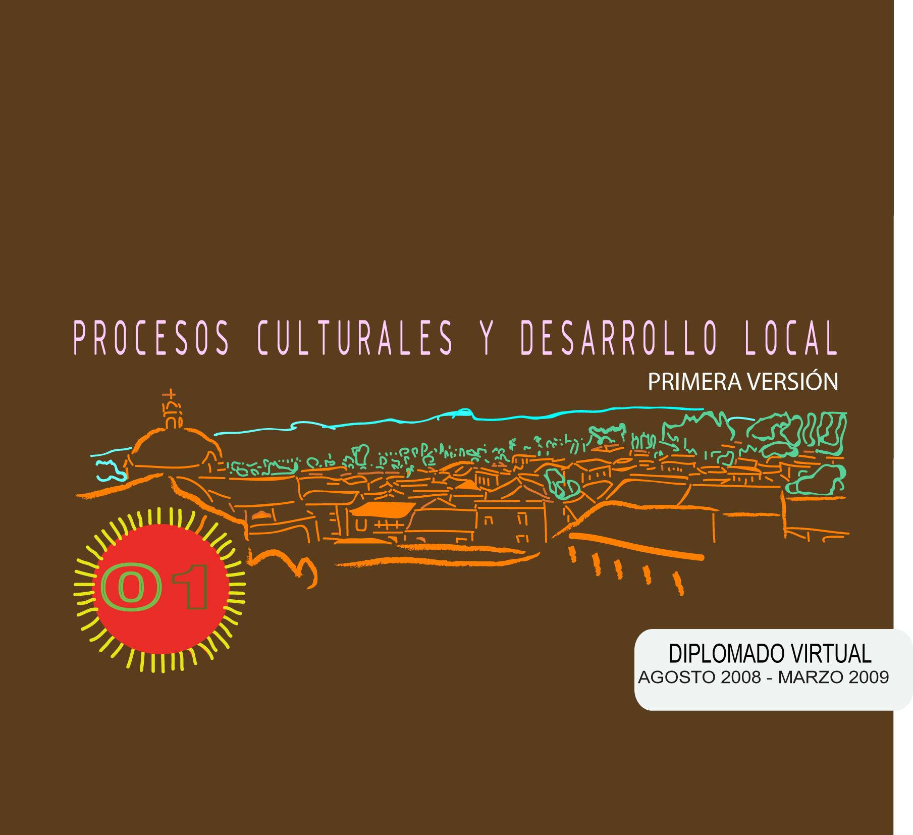Diplomado Virtual Proceso Culturales y Desarrollo Local