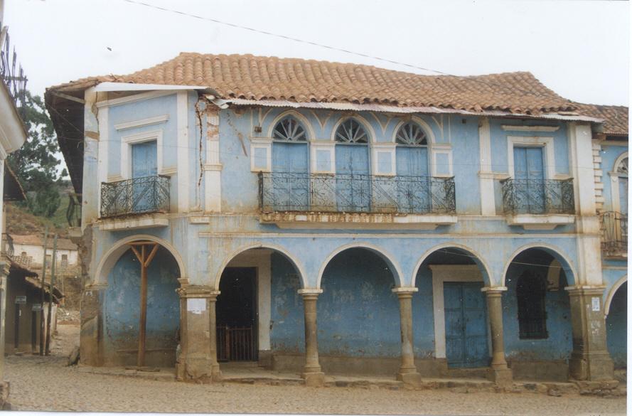 Proyecto/propuesta para la Consolidación de viviendas de dos plantas en la ciudad de Totora