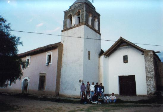 PROYECTO para el  CONVENTO SANTA CATALINA DE COLLPACIACO