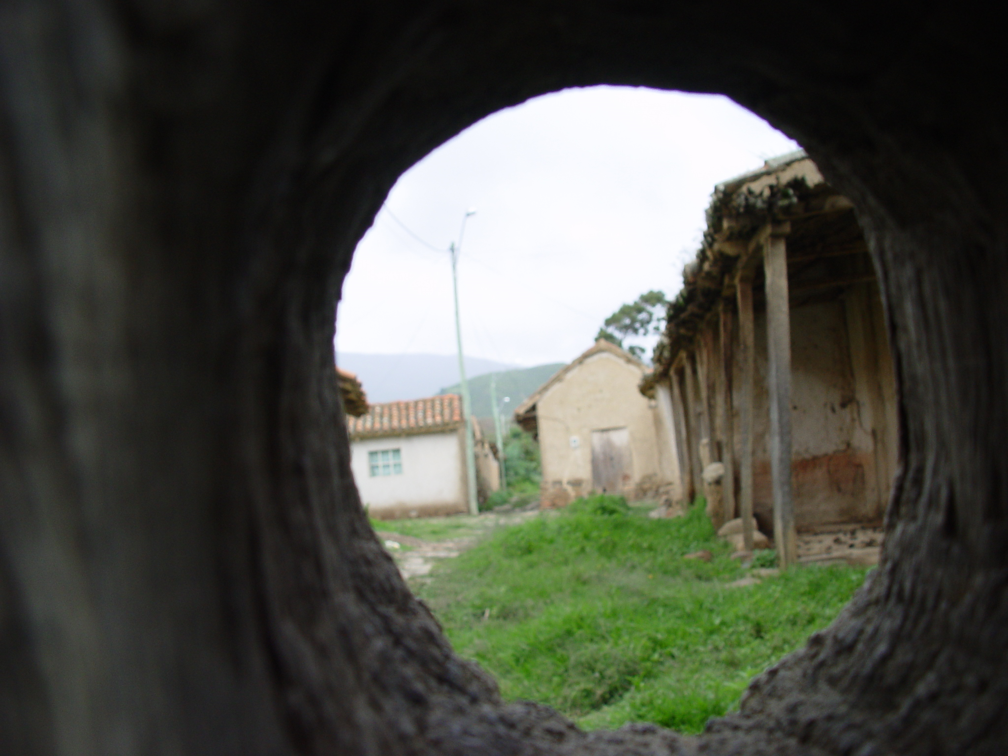 "Proyecto ""CHIMBOATA"""